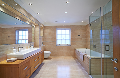 New Bathrooms From Gartel Design and Construction