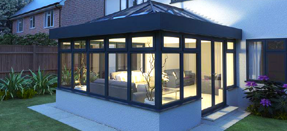 Orangery built By Gartel Design and Construction
